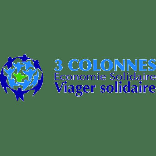 3 colonnes economie solidaire viager solidaire partenaire Axesscible
