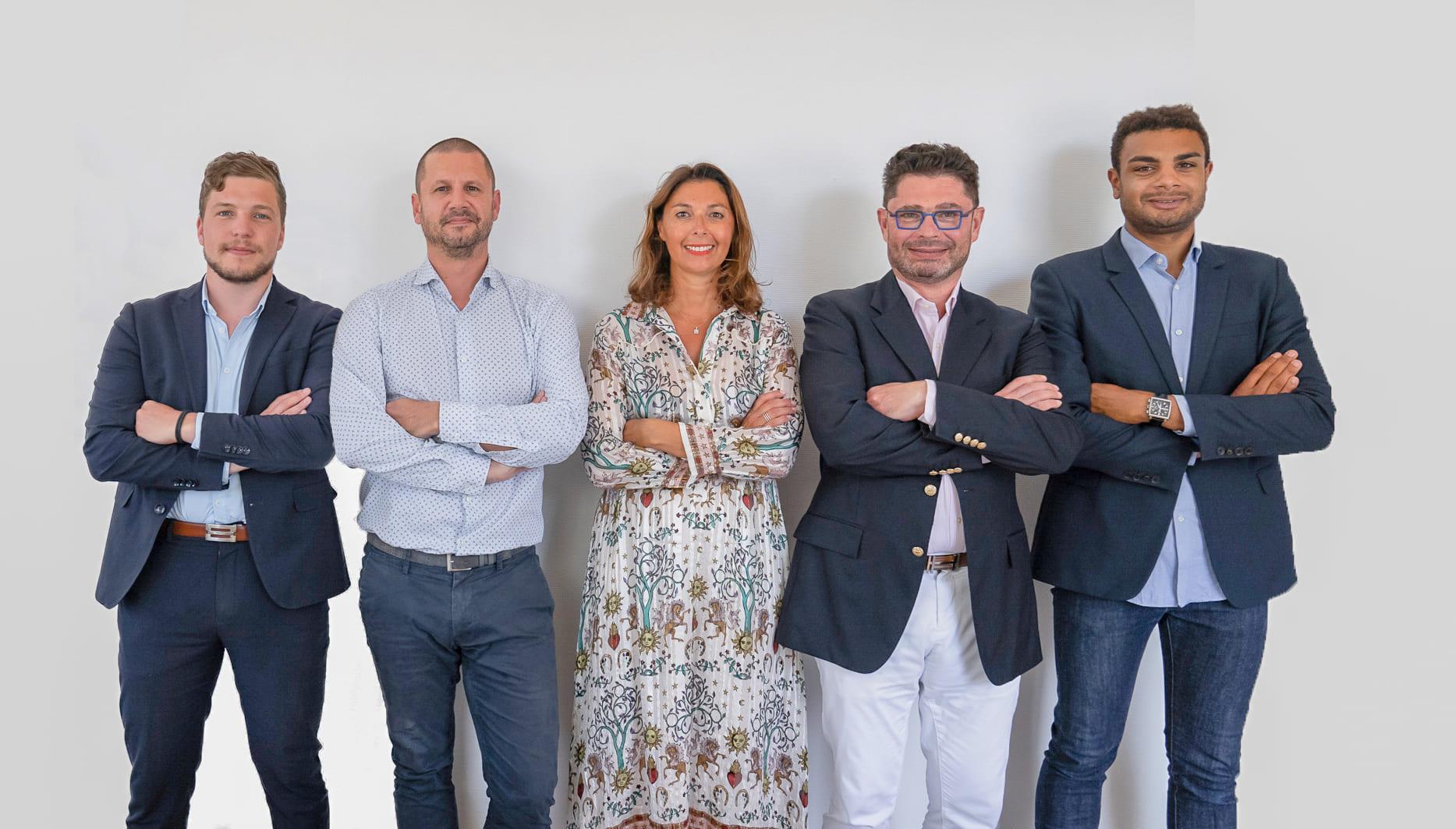 Équipe axesscible, gestion de patrimoine, de finance et de formation à Bordeaux