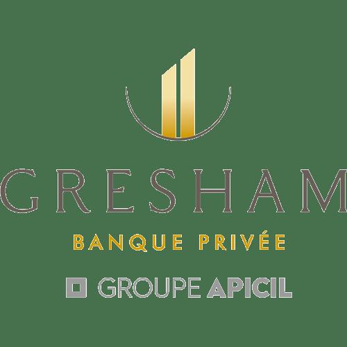Gresham banque privée partenaire Axesscible