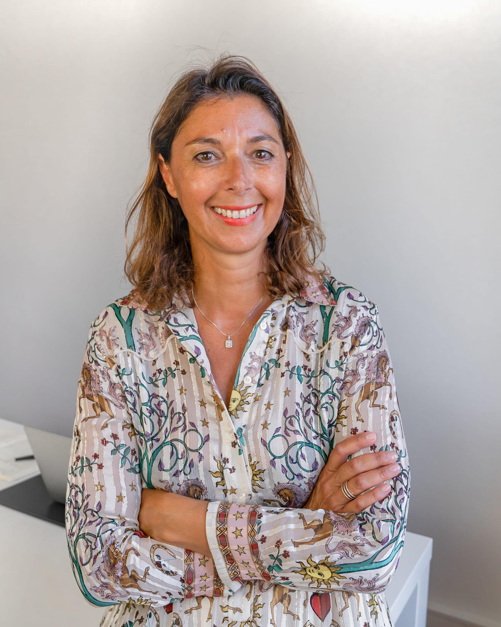 Sabine Dannawi dirigeante axesscible