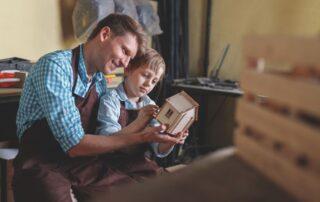 transmettre son bien immobilier à ses enfants