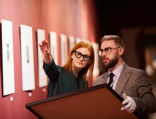 Déductions fiscales pour l'achat d'œuvres d'art